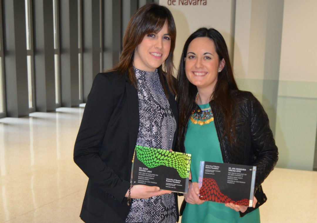 First Prize – Workplacement Excellence Award