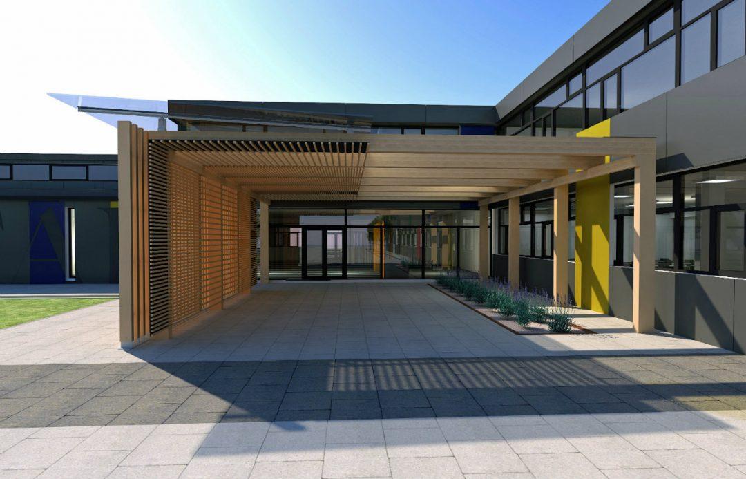 Secondary School Refurbishment